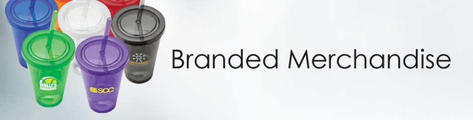 brand merchandise banner